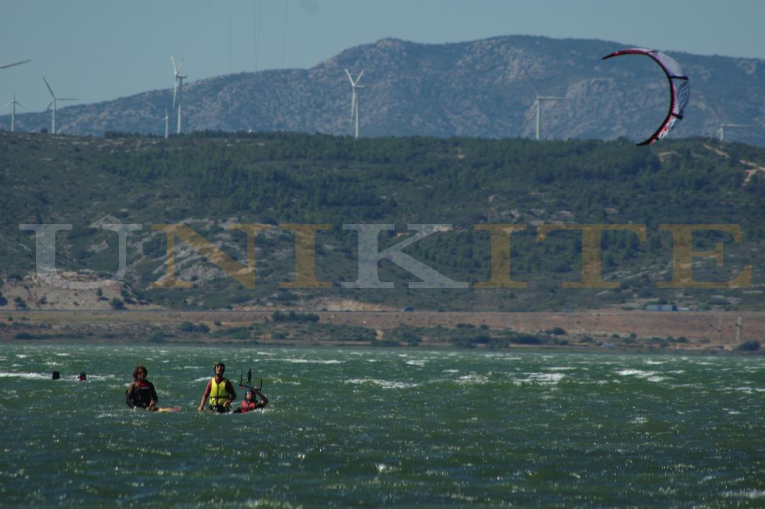 kite à barcarès